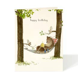 Forest Friends Card