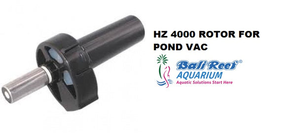 HZ 4000 ROTOR FOR POND VAC