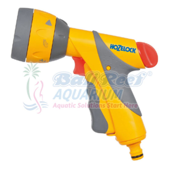 2684 Hozelock Multi Spray Plus Hose Gun With 6 Patterns Hozelock Gardening Bali Reef Aquarium Online Store