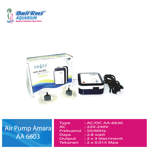 Air Pump Amara AC/DC