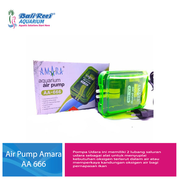 Air Pump Amara AA