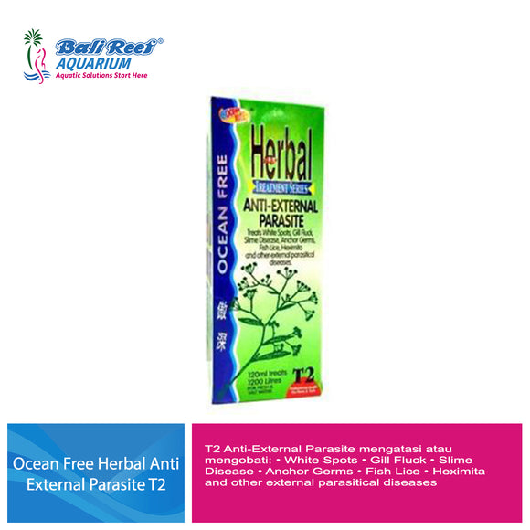 Ocean Free Herbal Anti Ext Parasite T2