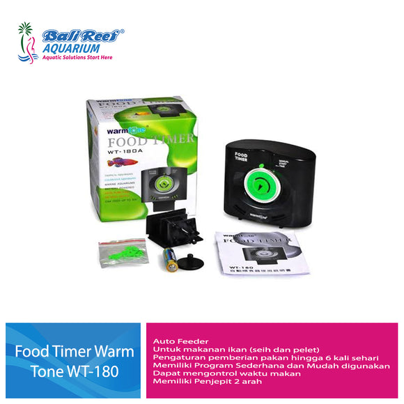 Food Timer Warm Tone WT-180