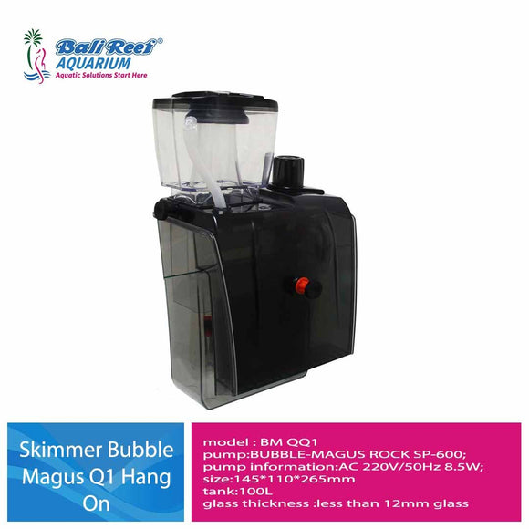 Skimmer Bubble Magus Q Series