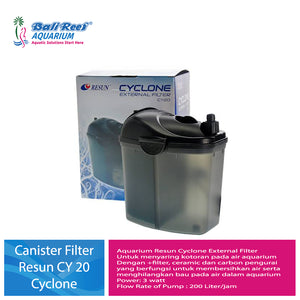 Canister Filter Resun