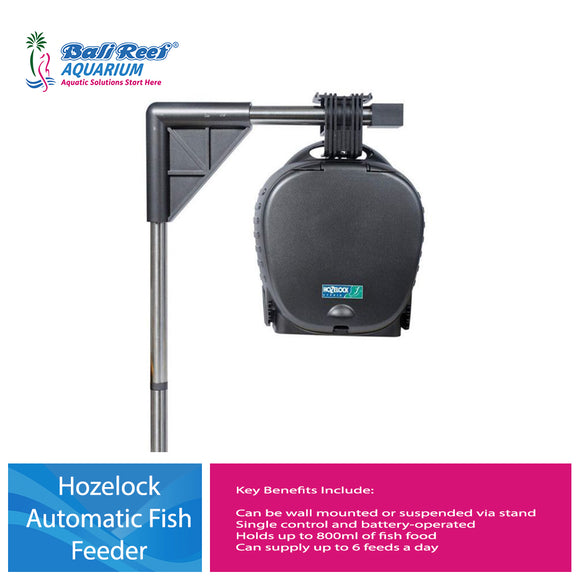 HZ 3958 Automatic Fish Feeder