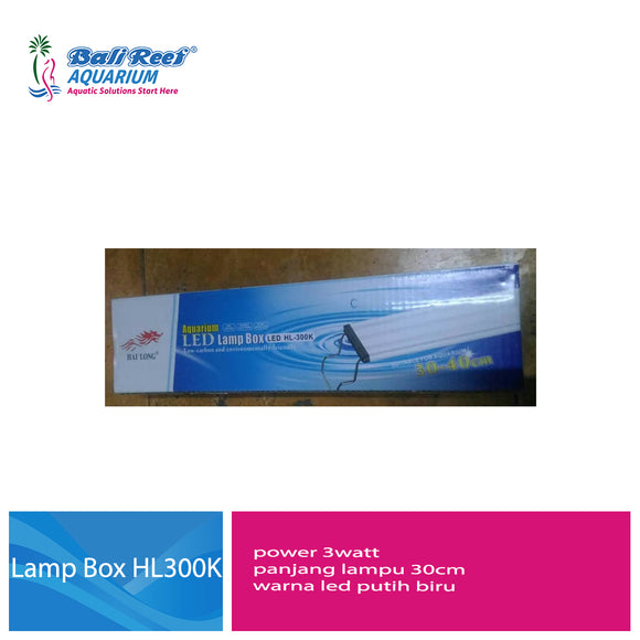 Hailong Led Lamp Box