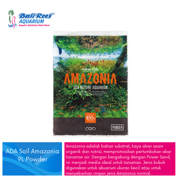 ADA Aqua Soil Powder Amazonia