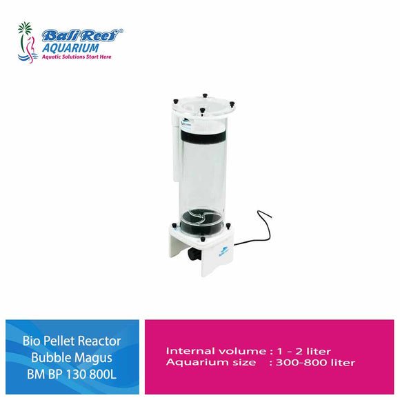 Bio Pellet Reactor Bubble Magus