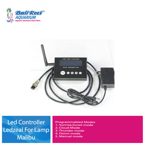 Led Controller Ledzeal For Lamp Malibu