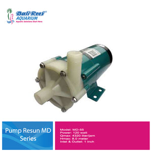 Pump Resun MD Series
