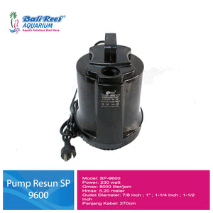 Pump Resun Vertical Series