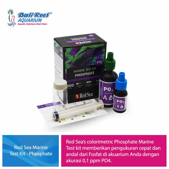 Red Sea Marine Test Kit
