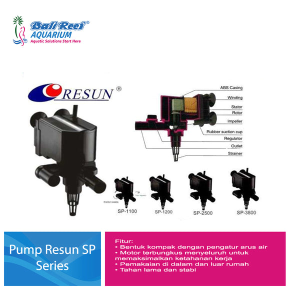Pump Resun SP Series