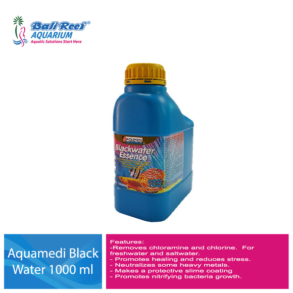 Aqumedi Black Water