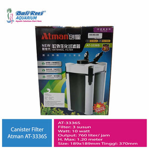 Canister Filter Atman AT Series