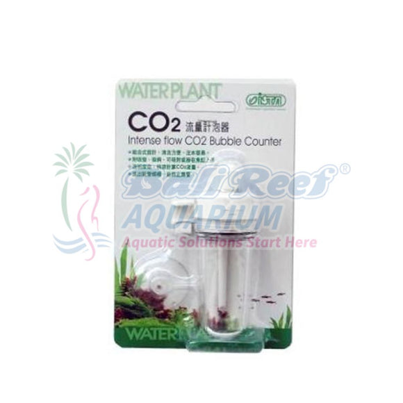 Co2 Bubble Counter Ista Intense Flow Aquascaping Accessories Bali Reef Aquarium Online Store