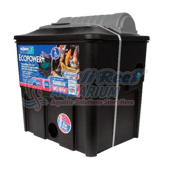 Ecopower Hozelock Pond Pump & Filter Bali Reef Aquarium Online Store