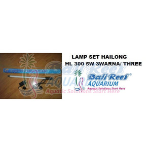 Lamp Set Hailong 14092017 Bali Reef Aquarium Online Store