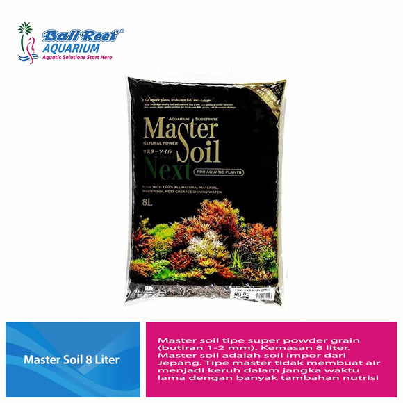 Master Soil Powder