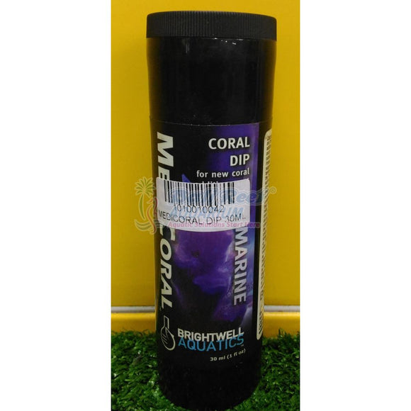 Medicoral Dip 30Ml 18092017 Bali Reef Aquarium Online Store