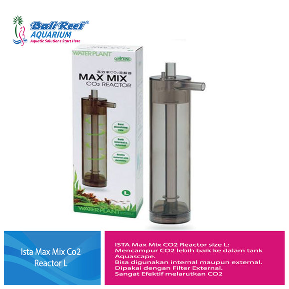 Ista Max Mix Co2 Reactor