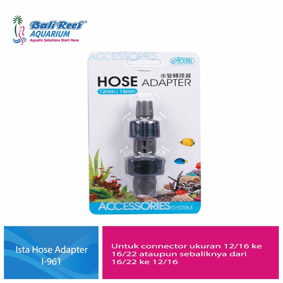 Ista	Hose Adapter