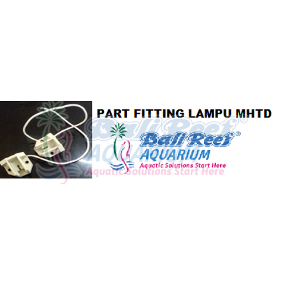 Part Fitting Lampu Mhtd 18092017 Bali Reef Aquarium Online Store