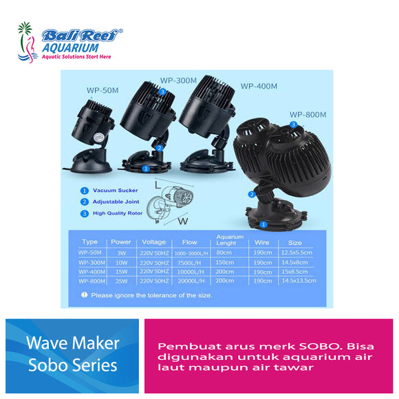 Wave Maker Sobo
