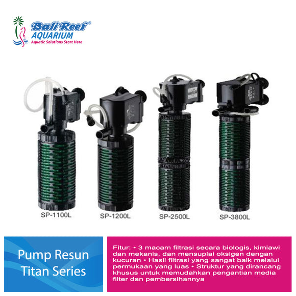 Pump Resun Titan Series