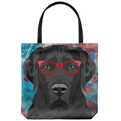HIPSTER LAB CANVAS TOTE