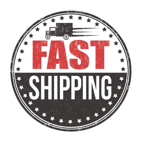 MOVE TO THE FRONT OF THE LINE - YOUR ORDER WILL SHIP WITHIN 1 BUSINESS DAY