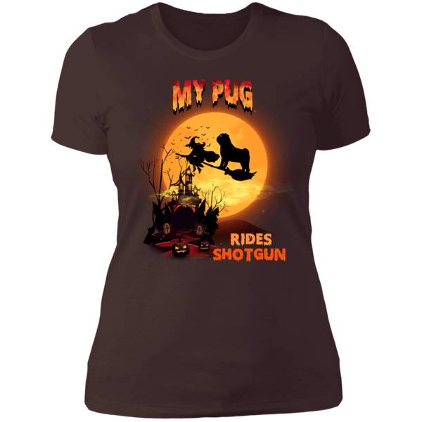 PUG Next Level Ladies' Boyfriend T-Shirt