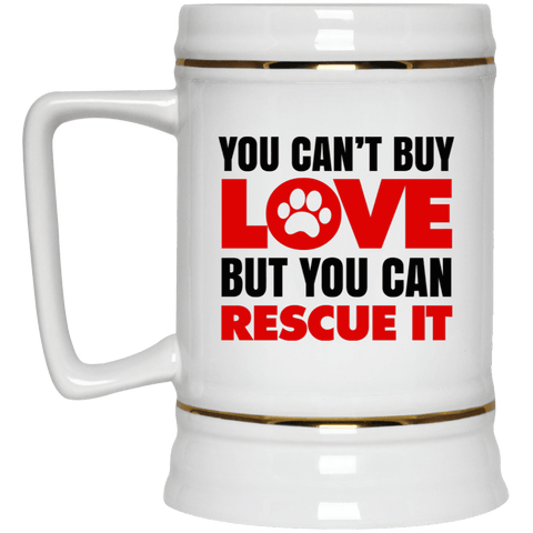 RESCUE Beer Stein 22oz.