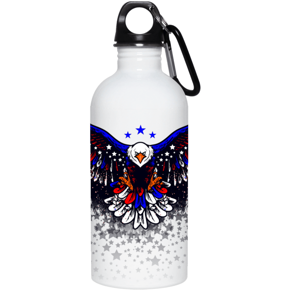 AMER EAGLE 20 oz. Stainless Steel Water Bottle