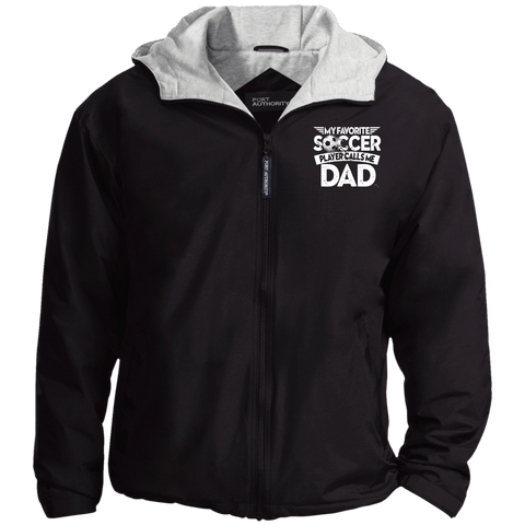 Soccer Dad Port Authority Team Jacket