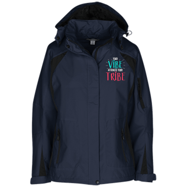 EMBROIDERED VIBE Port Authority Ladies' Jacket