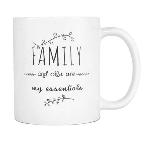AWESOME FAMILY & OILS MUG