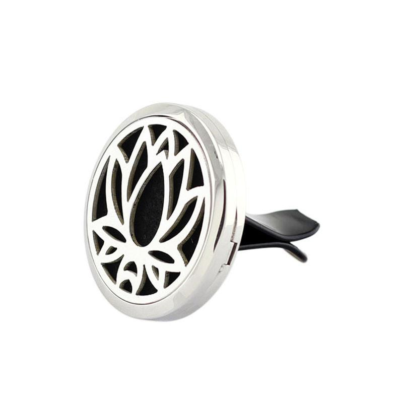 CLIP-ON ESSENTIAL OIL DIFFUSING IN YOUR CAR - 5 DESIGNS TO CHOOSE FROM