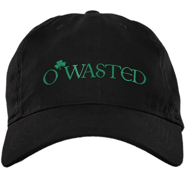 FUNNY O'WASTED TWILL UNSTRUCTURED DAD CAP