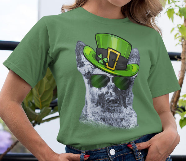 ST. PADDY'S DAY GSD BELLA CANVAS TEES - SIZES TO 4XL - 4 COLORS TO CHOOSE FROM