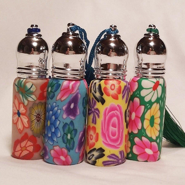 "FUN 4-PACKS OF OUR ""SUPER CUTE"" 6ML ESSENTIAL OILS ROLLER BOTTLES"