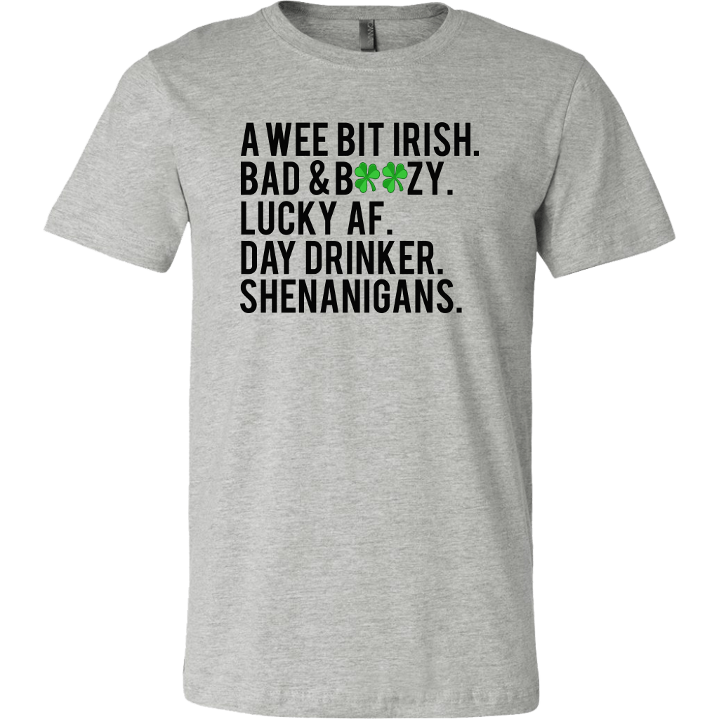 WEE BIT IRISH TEE