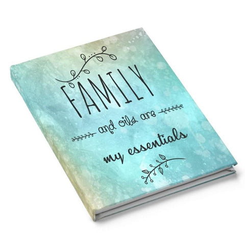 AWESOME FAMILY & OILS JOURNAL
