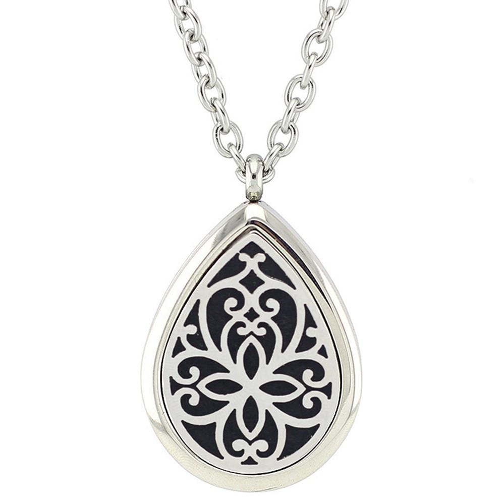 TEARDROP ESSENTIAL OIL DIFFUSER NECKLACE - SAVE WHEN YOU BUY MORE THAN 1