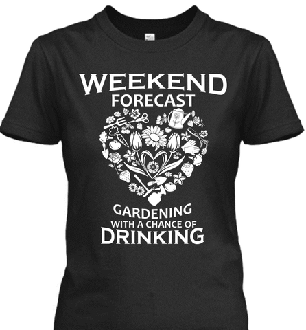LOVE LOVE LOVE WEEKEND GARDENING