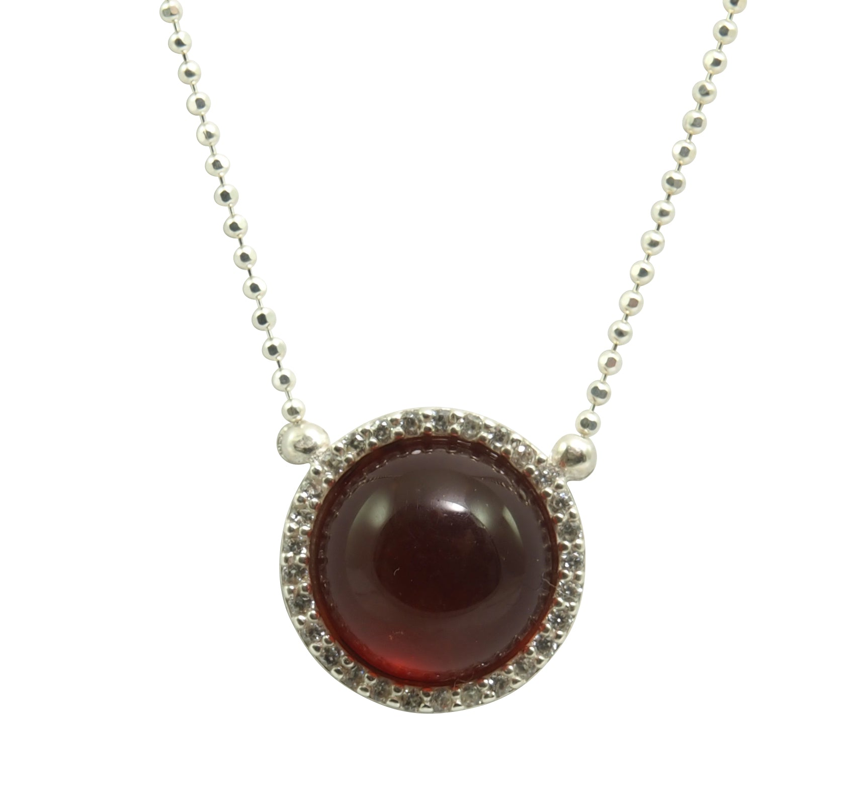 Cherry Amber Necklace- wholesale