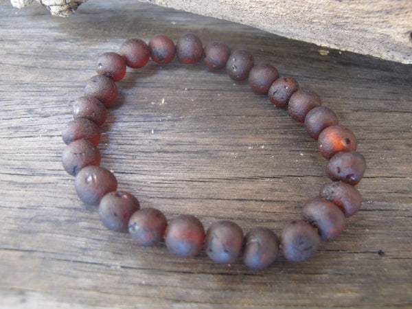 Cherry Raw Adult Braclet