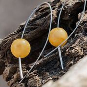 Butterscotch Baltic Amber Earrings