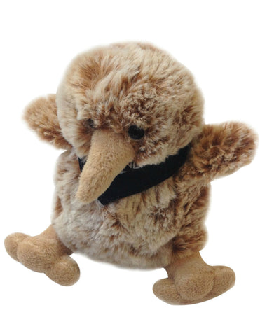 Cuddly Bandana Kiwi soft toy